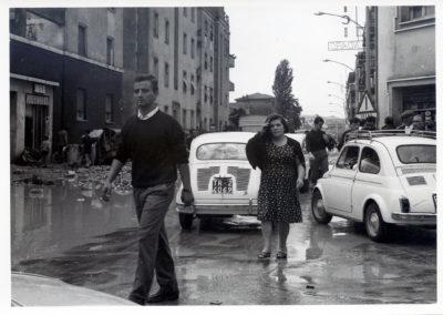 alluvione - via fratelli Rosselli