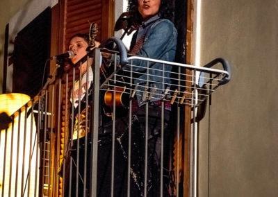 concerto dai balconi