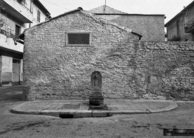 Fontanella in Via Andrea Costa