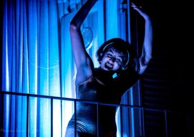 Fabritia d'Intino al concerto dai balconi 1