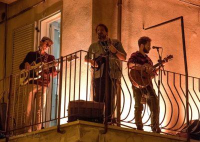 Calimani live al concerto dai balconi